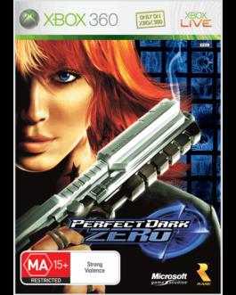 Perfect Dark Zero X360