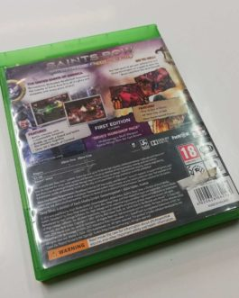 Gra Saints Row IV Re-Elected & Gat out of hell (XONE)