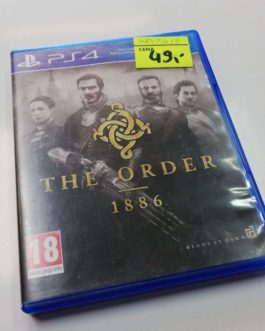 Gra The Order 1886 (PS4)