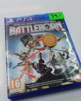 Gra Battleborn (PS4)