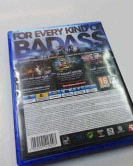 Gra Battleborn (PS4)