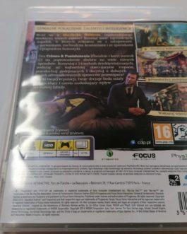 Crimes & Punishments PS3