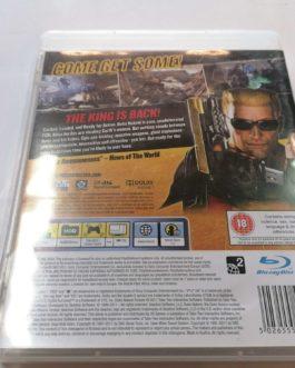 Duke Nukem Forever PS3