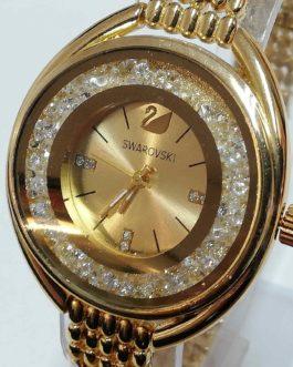Zegarek kwarcowy – imitacja Swarovski