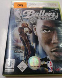 Ballers Chosen One X360