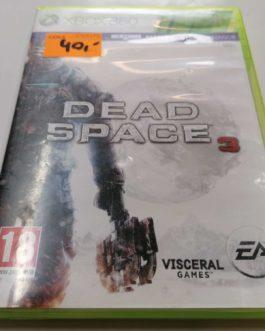 Dead Space 3 X360