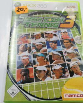 Smash Court Tenis 3 X360