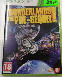 Borderlands The Pre-Sequel! X360