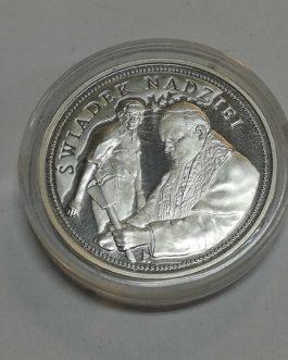 Kolekcja medali Jan Paweł II – Człowiek, który zmienił świat