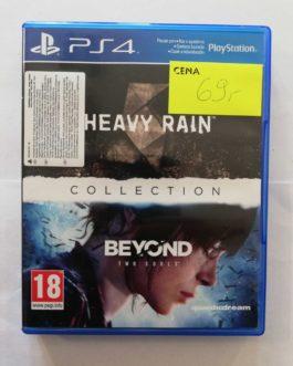 Heavy Rain/Beyond: Two Souls (PS4)