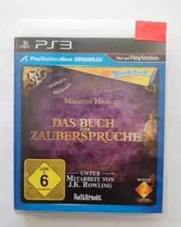Wonderbook: Das Buch der Zaubersprüche (PS3)