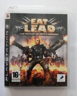 Eat Lead: The Return of Matt Hazard (PS3)