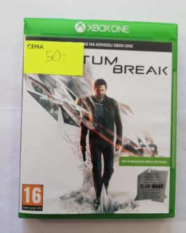 Quantum Break (XONE)