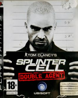 Splinter Cell Double Agent PS3