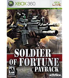 Soldiers of Fortune X360