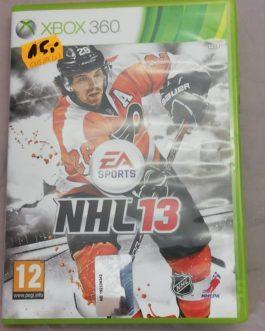 NHL 13 XBOX360