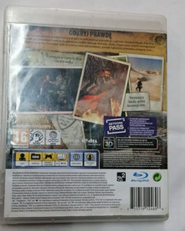 Uncharted 3: Oszustwo Drake'a (PS3)