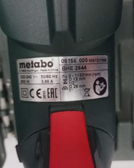 Młotowiertarka Metabo BHE 2644